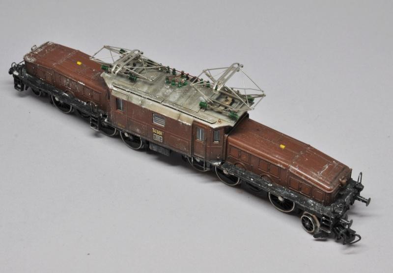 Diorama hivernale - locomotive Crocodile - 1/87 (HO) - Page 2 Dsc_1163