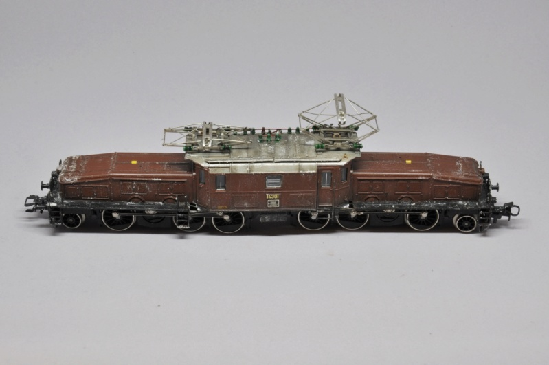 Diorama hivernale - locomotive Crocodile - 1/87 (HO) - Page 2 Dsc_1164