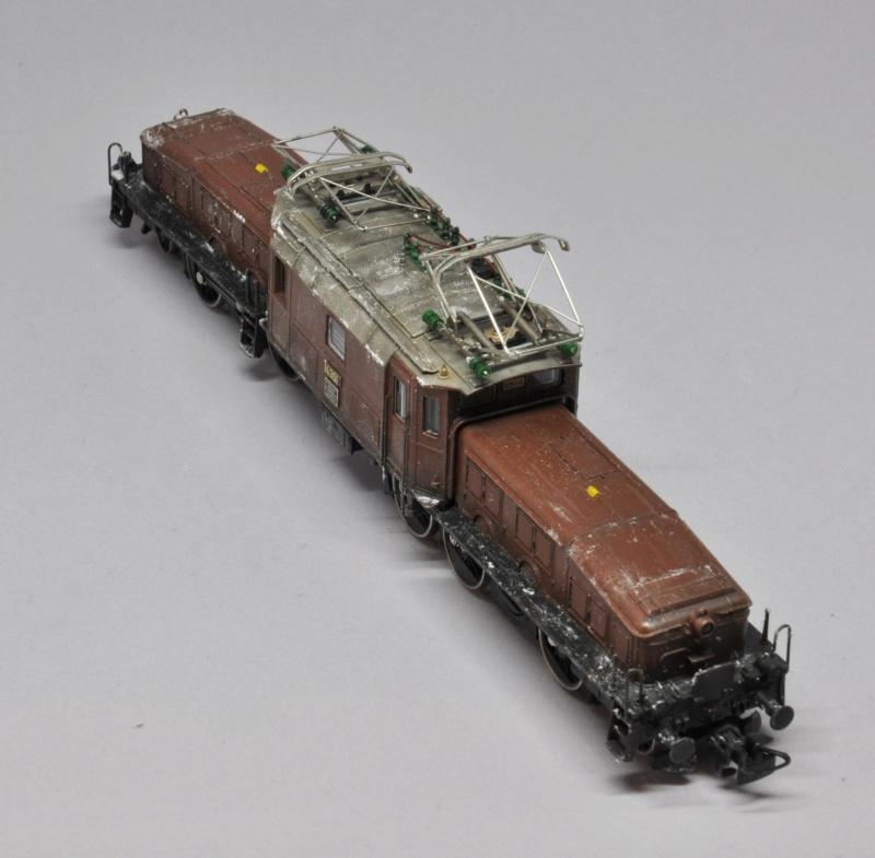 Diorama hivernale - locomotive Crocodile - 1/87 (HO) - Page 2 Dsc_1167