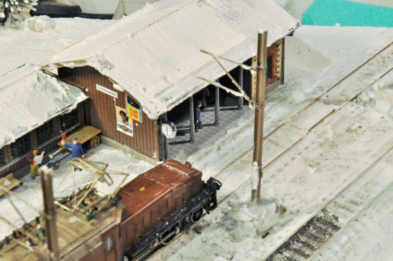 Diorama hivernale - locomotive Crocodile - 1/87 (HO) - Page 2 Dsc_1172