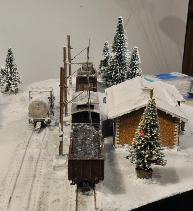 Diorama hivernale - locomotive Crocodile - 1/87 (HO) - Page 3 Dsc_1199