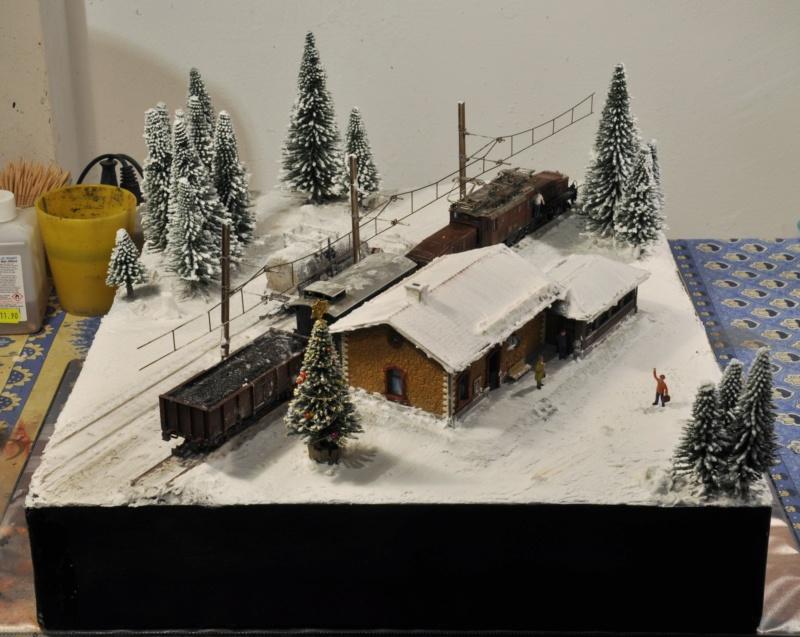 Diorama hivernale - locomotive Crocodile - 1/87 (HO) - Page 3 Dsc_1205