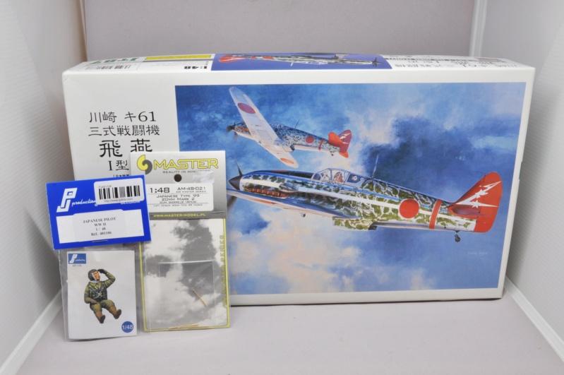 Kawasaki Ki-61-I Hei Hein (Tony) - 103e escadrille de chasse - Hasegawa - 1/48 Dsc_1255