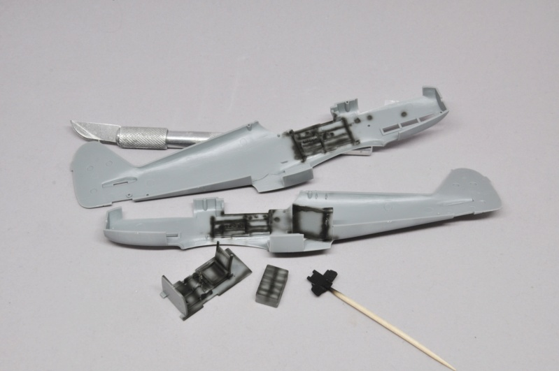 Kawasaki Ki-61-I Hei Hein (Tony) - 103e escadrille de chasse - Hasegawa - 1/48 Dsc_1261