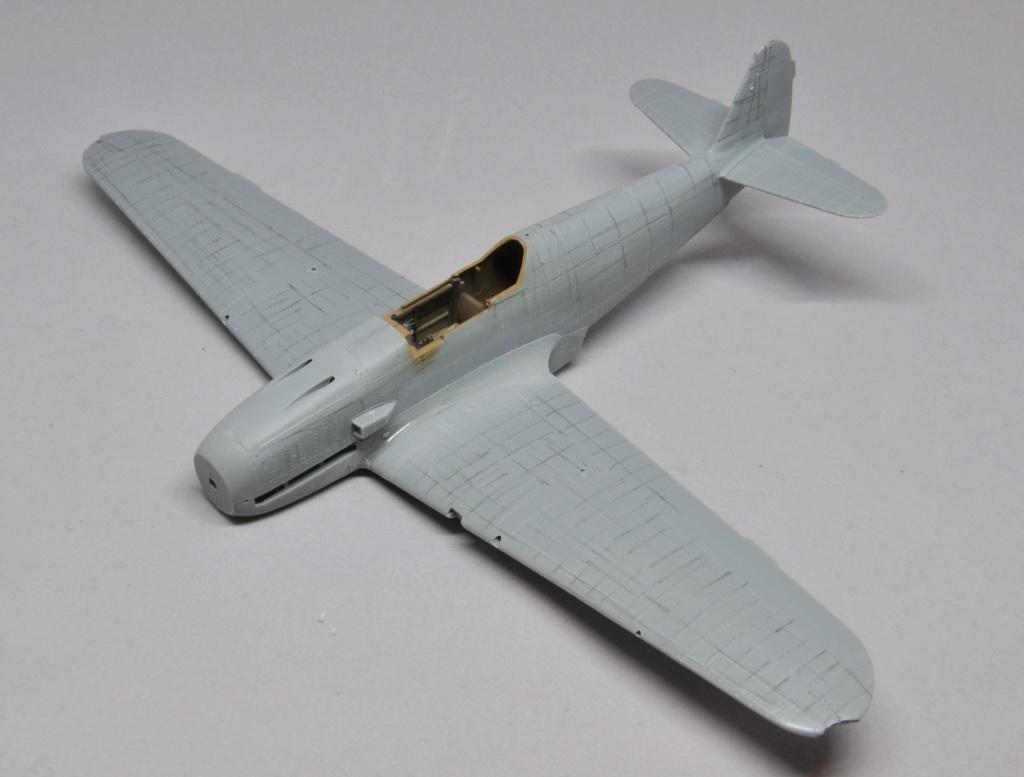 Kawasaki Ki-61-I Hei Hein (Tony) - 103e escadrille de chasse - Hasegawa - 1/48 Dsc_1273