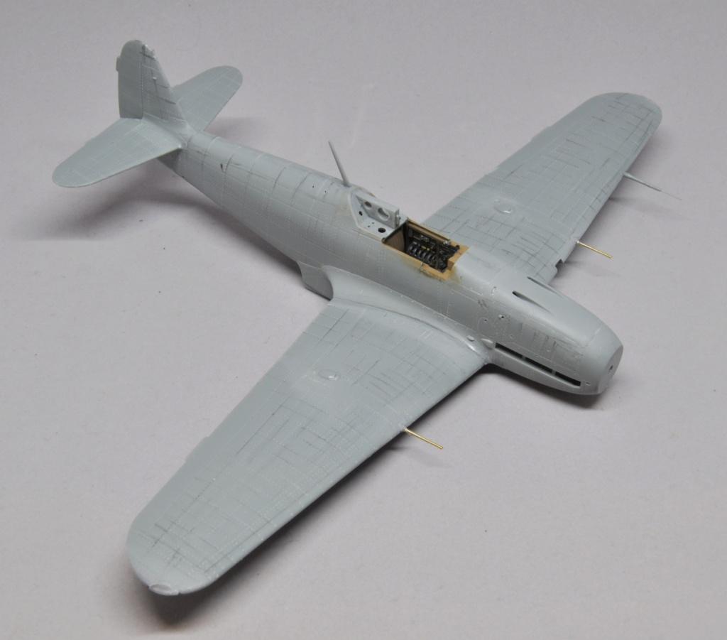 Kawasaki Ki-61-I Hei Hein (Tony) - 103e escadrille de chasse - Hasegawa - 1/48 Dsc_1274