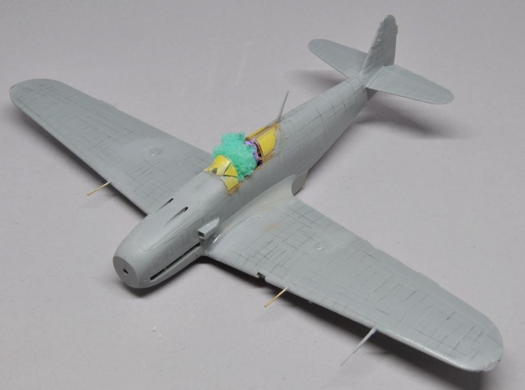 Kawasaki Ki-61-I Hei Hein (Tony) - 103e escadrille de chasse - Hasegawa - 1/48 Dsc_1275