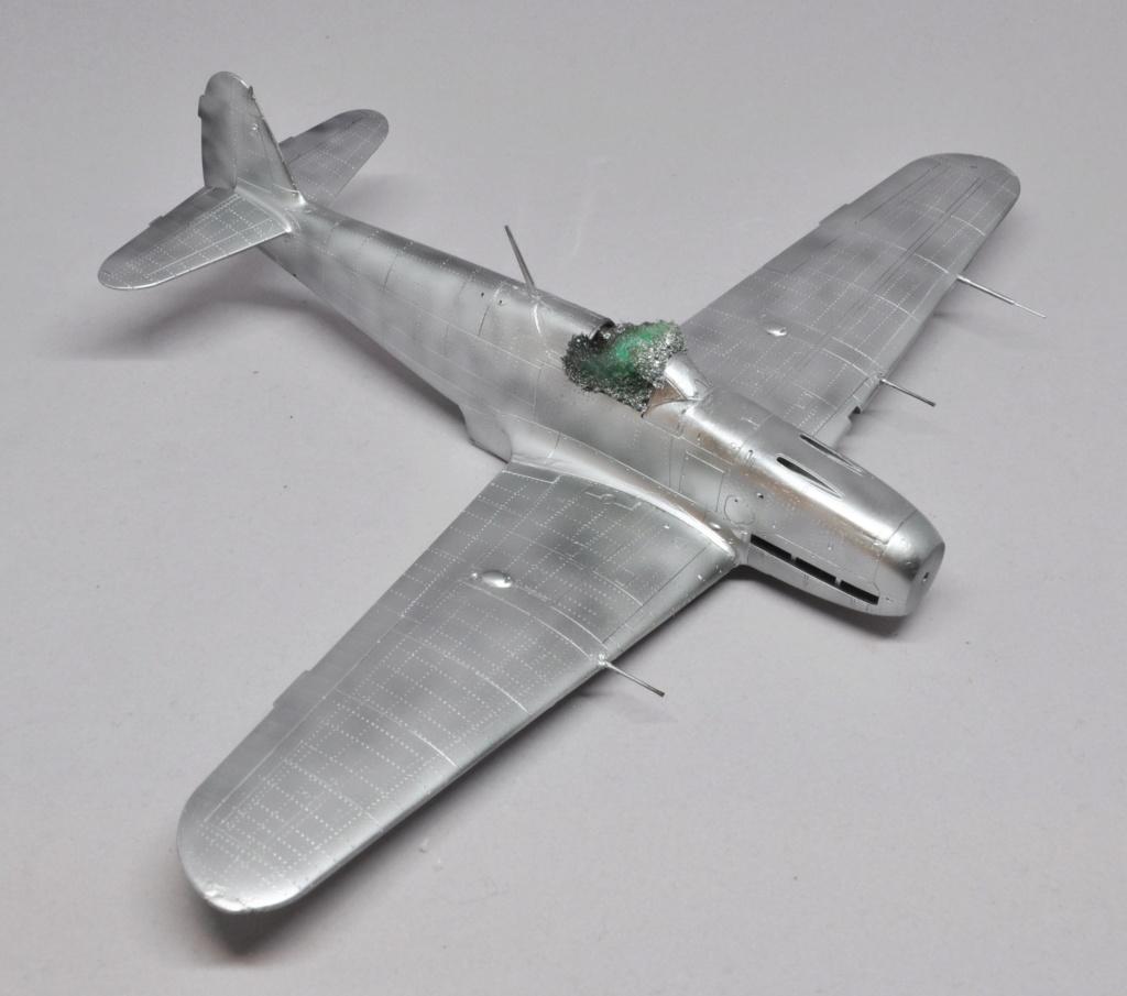 Kawasaki Ki-61-I Hei Hein (Tony) - 103e escadrille de chasse - Hasegawa - 1/48 Dsc_1277