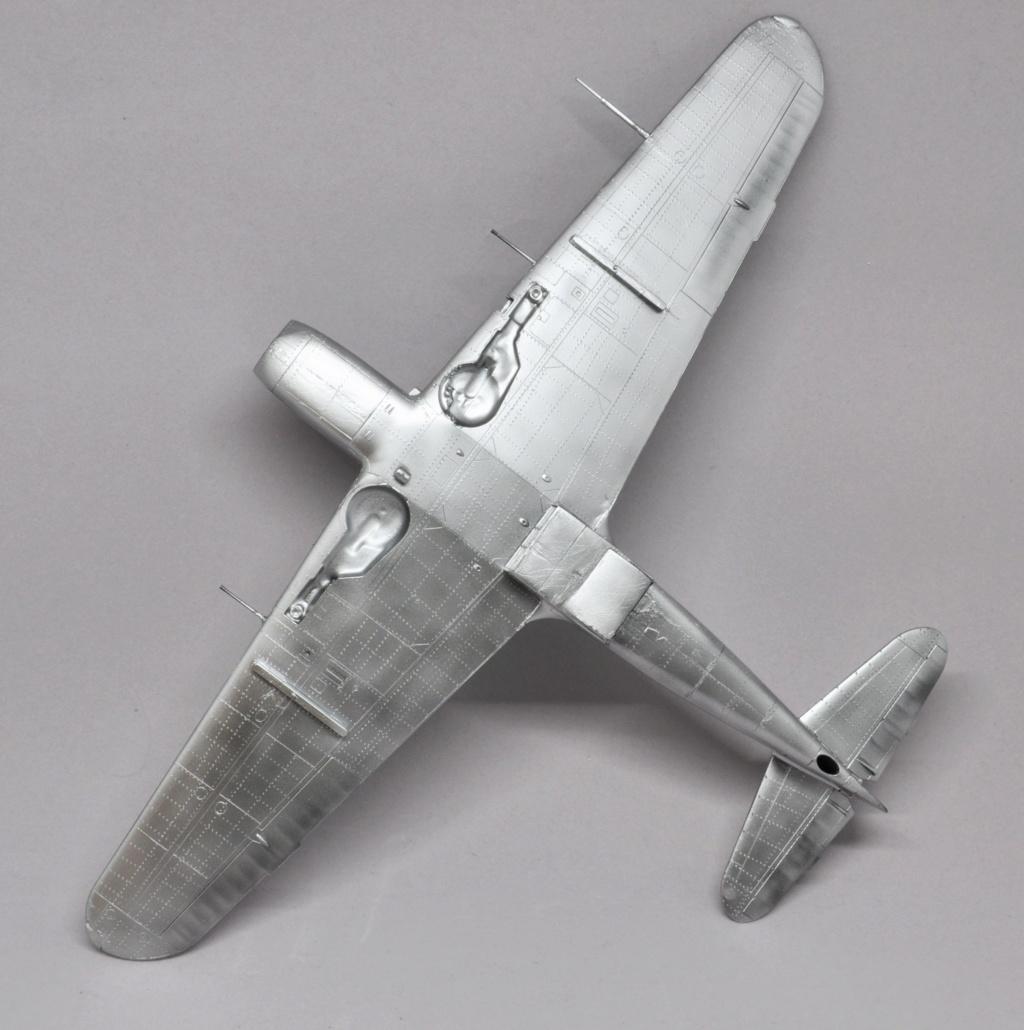 Kawasaki Ki-61-I Hei Hein (Tony) - 103e escadrille de chasse - Hasegawa - 1/48 Dsc_1279