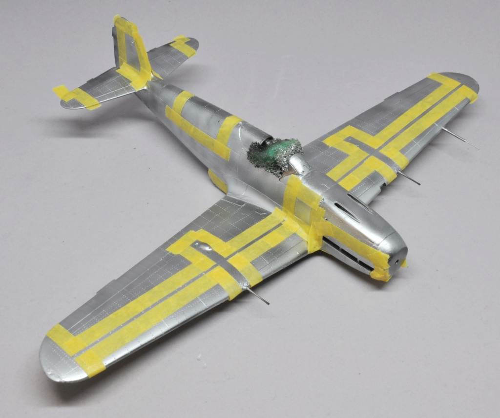 Kawasaki Ki-61-I Hei Hein (Tony) - 103e escadrille de chasse - Hasegawa - 1/48 Dsc_1280