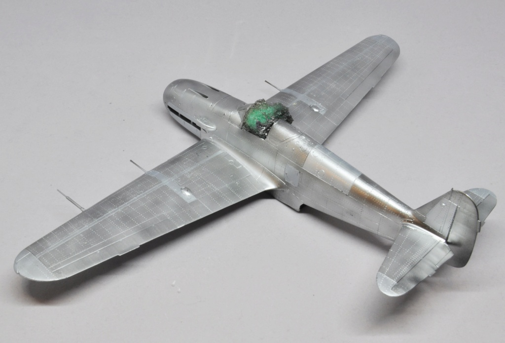 Kawasaki Ki-61-I Hei Hein (Tony) - 103e escadrille de chasse - Hasegawa - 1/48 Dsc_1282
