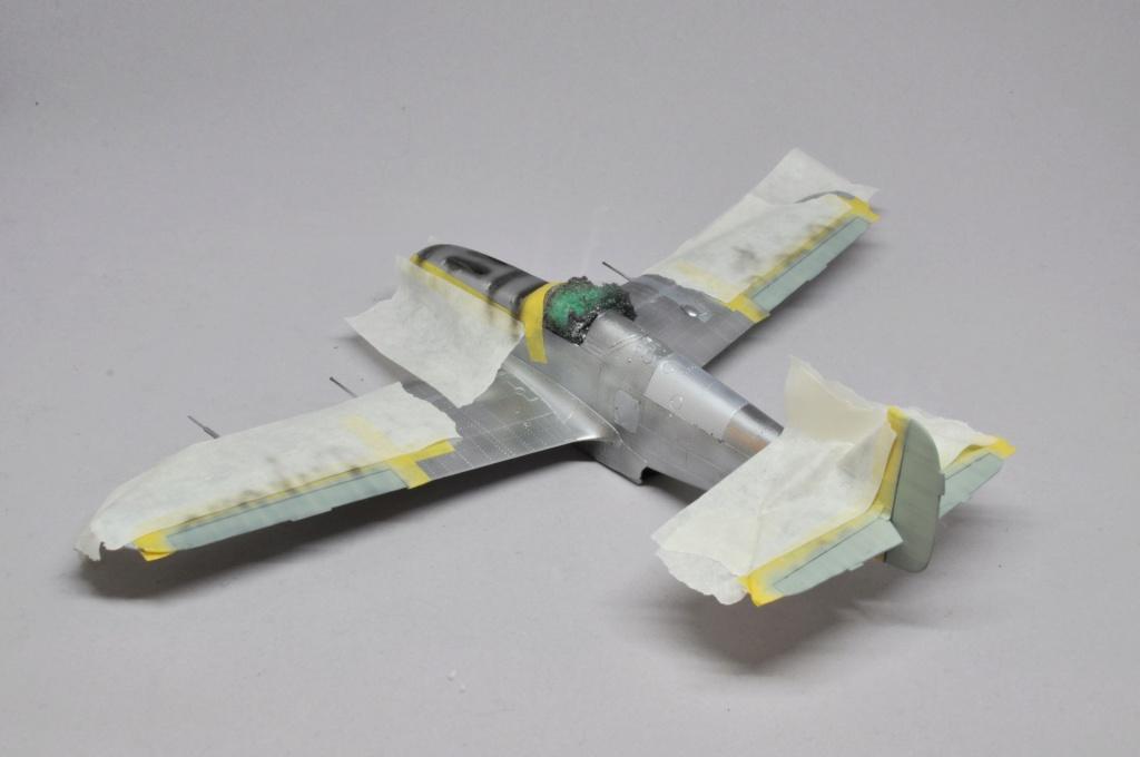 Kawasaki Ki-61-I Hei Hein (Tony) - 103e escadrille de chasse - Hasegawa - 1/48 Dsc_1283