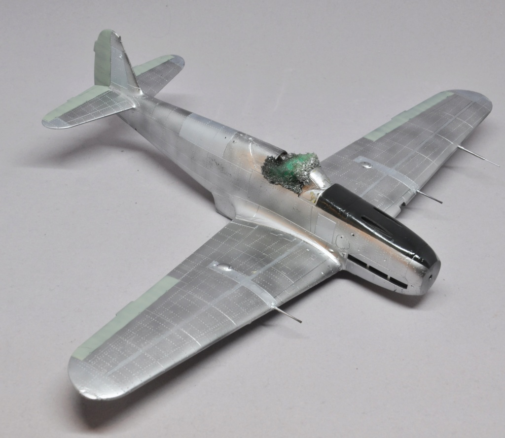 Kawasaki Ki-61-I Hei Hein (Tony) - 103e escadrille de chasse - Hasegawa - 1/48 Dsc_1284