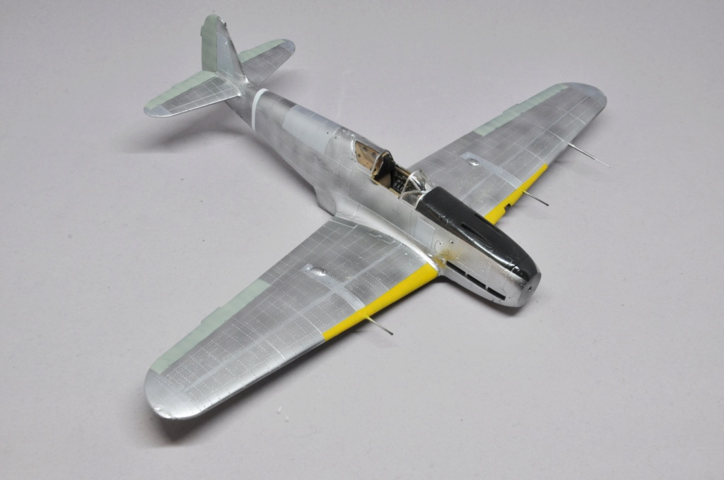 Kawasaki Ki-61-I Hei Hein (Tony) - 103e escadrille de chasse - Hasegawa - 1/48 Dsc_1285