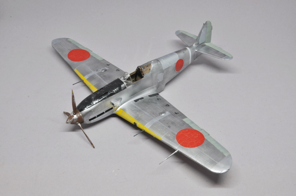 Kawasaki Ki-61-I Hei Hein (Tony) - 103e escadrille de chasse - Hasegawa - 1/48 Dsc_1290