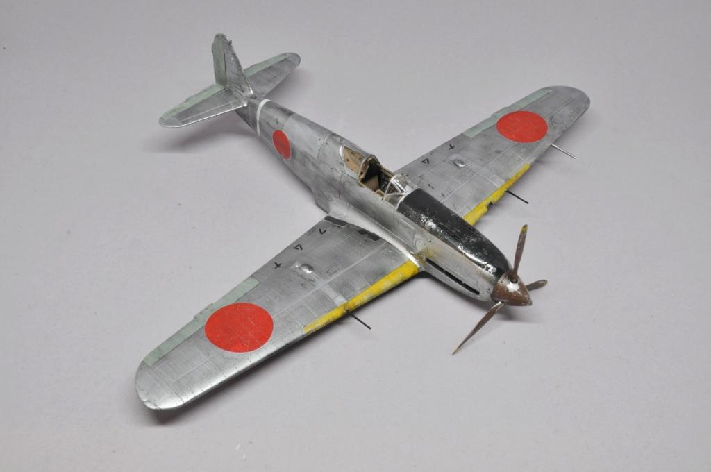 Kawasaki Ki-61-I Hei Hein (Tony) - 103e escadrille de chasse - Hasegawa - 1/48 Dsc_1291