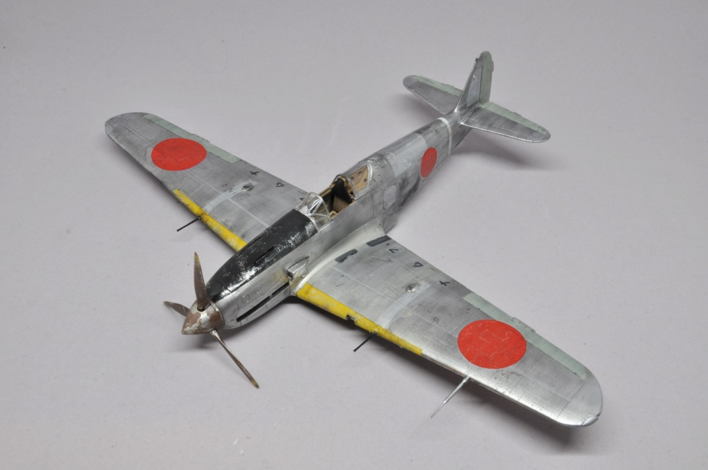 Kawasaki Ki-61-I Hei Hein (Tony) - 103e escadrille de chasse - Hasegawa - 1/48 Dsc_1292