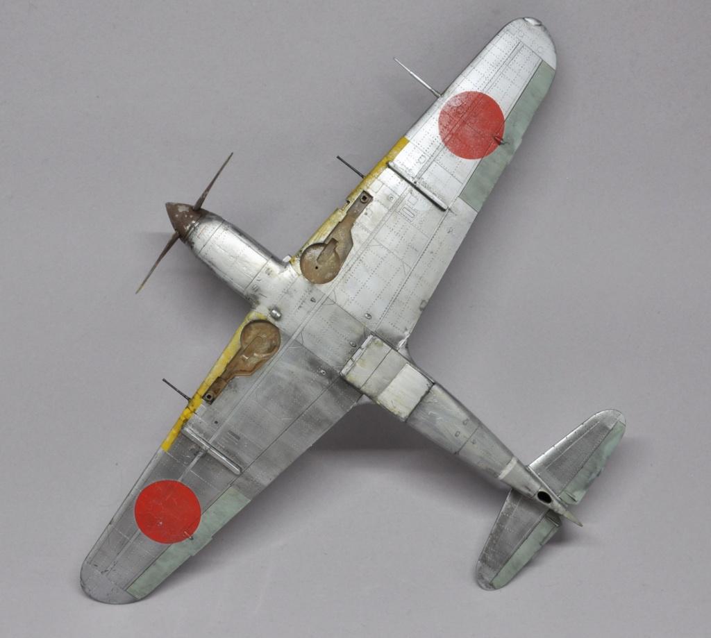 Kawasaki Ki-61-I Hei Hein (Tony) - 103e escadrille de chasse - Hasegawa - 1/48 Dsc_1293