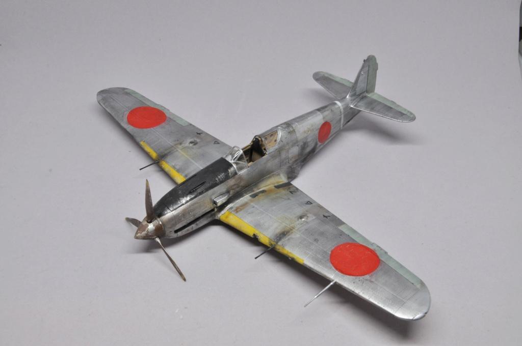 Kawasaki Ki-61-I Hei Hein (Tony) - 103e escadrille de chasse - Hasegawa - 1/48 Dsc_1294