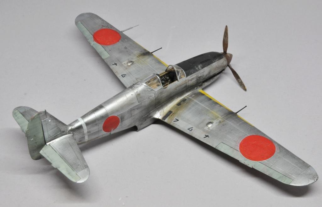 Kawasaki Ki-61-I Hei Hein (Tony) - 103e escadrille de chasse - Hasegawa - 1/48 Dsc_1295