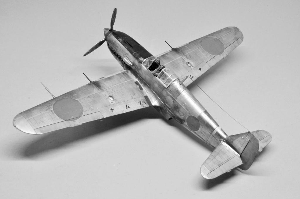 Kawasaki Ki-61-I Hei Hein (Tony) - 103e escadrille de chasse - Hasegawa - 1/48 Dsc_1298