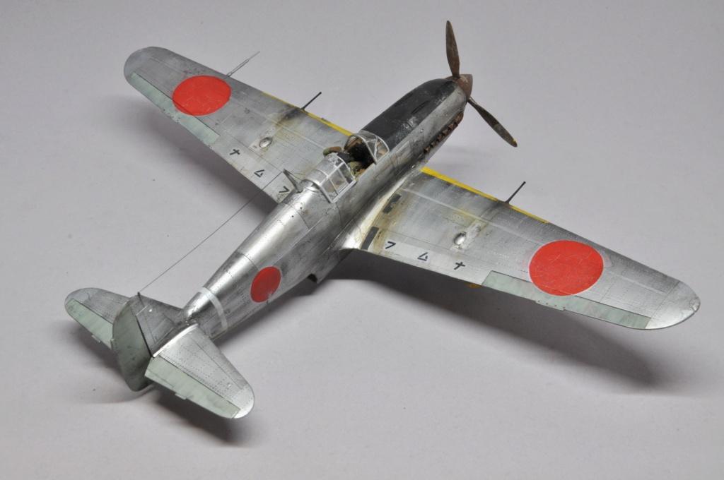 Kawasaki Ki-61-I Hei Hein (Tony) - 103e escadrille de chasse - Hasegawa - 1/48 Dsc_1301