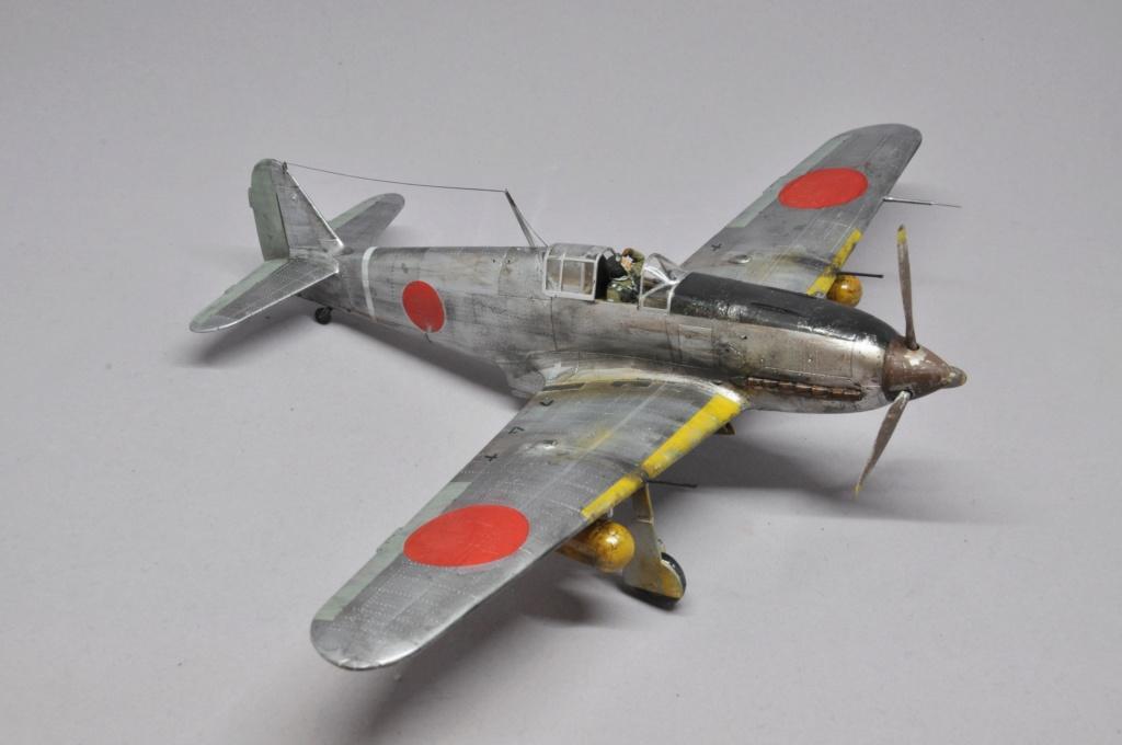 Kawasaki Ki-61-I Hei Hein (Tony) - 103e escadrille de chasse - Hasegawa - 1/48 Dsc_1302