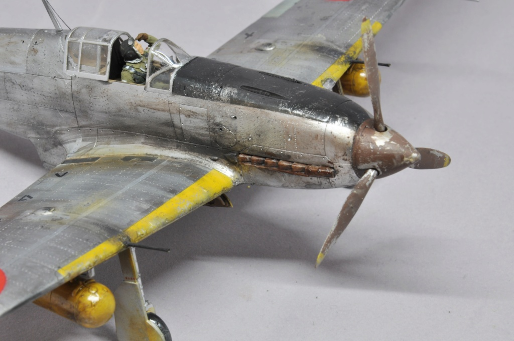 Kawasaki Ki-61-I Hei Hein (Tony) - 103e escadrille de chasse - Hasegawa - 1/48 Dsc_1303