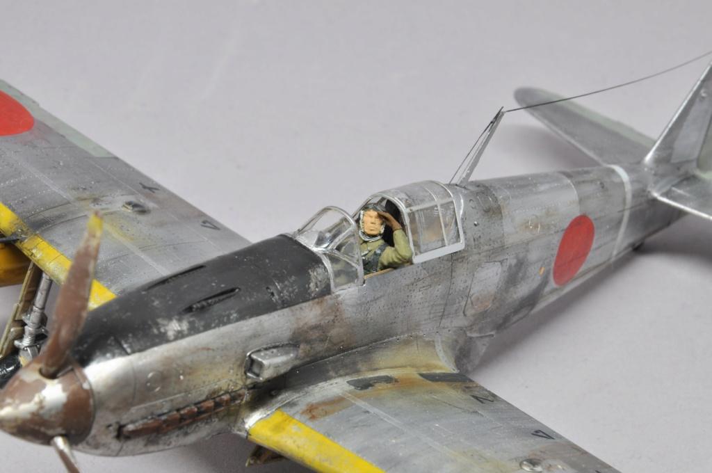 Kawasaki Ki-61-I Hei Hein (Tony) - 103e escadrille de chasse - Hasegawa - 1/48 Dsc_1304