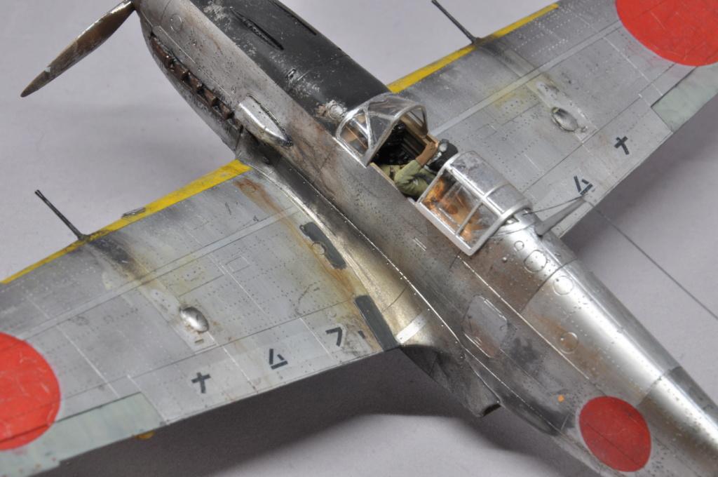 Kawasaki Ki-61-I Hei Hein (Tony) - 103e escadrille de chasse - Hasegawa - 1/48 Dsc_1305