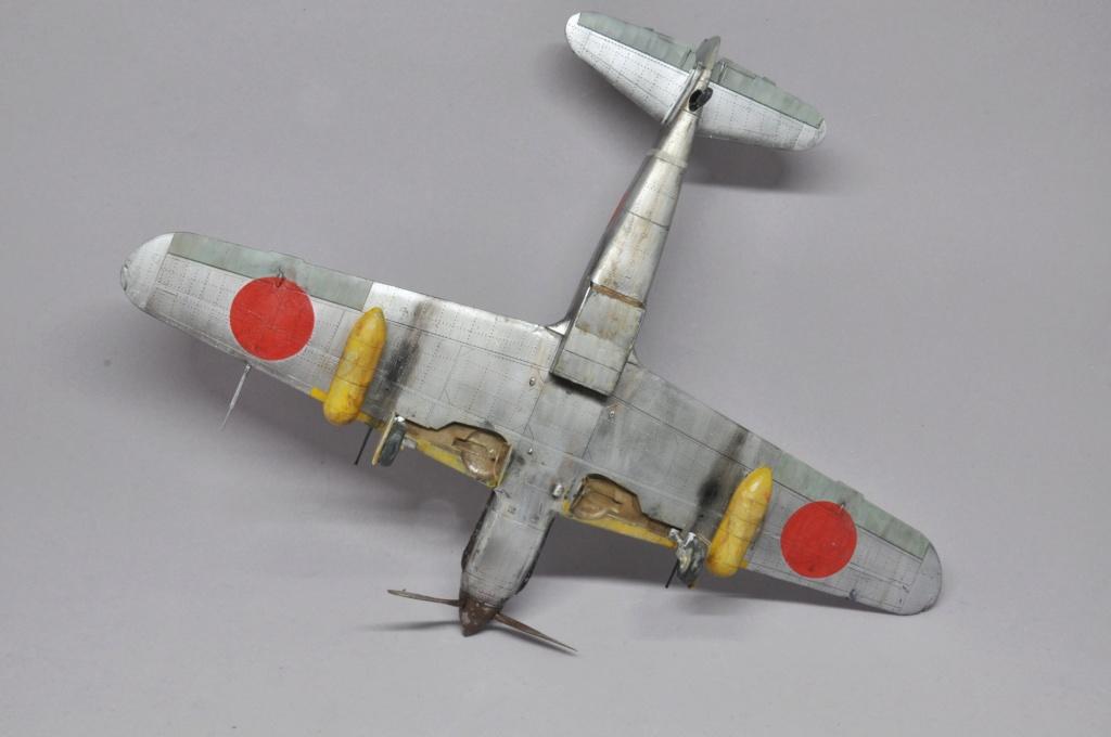 Kawasaki Ki-61-I Hei Hein (Tony) - 103e escadrille de chasse - Hasegawa - 1/48 Dsc_1306