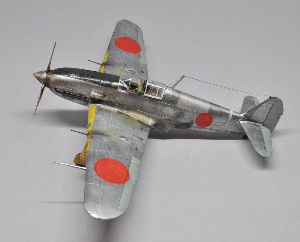 Kawasaki Ki-61-I Hei Hein (Tony) - 103e escadrille de chasse - Hasegawa - 1/48 Dsc_1307