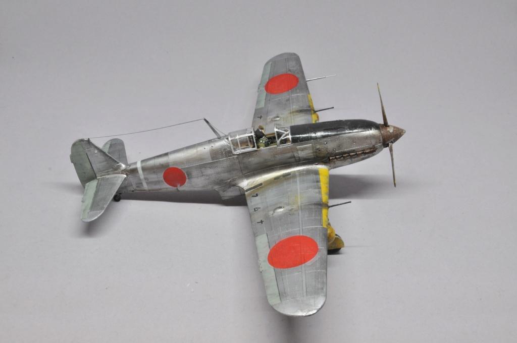 Kawasaki Ki-61-I Hei Hein (Tony) - 103e escadrille de chasse - Hasegawa - 1/48 Dsc_1308