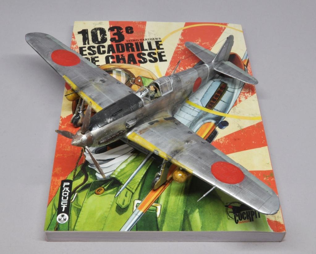 Kawasaki Ki-61-I Hei Hein (Tony) - 103e escadrille de chasse - Hasegawa - 1/48 Dsc_1309