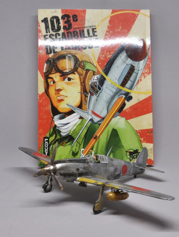Kawasaki Ki-61-I Hei Hein (Tony) - 103e escadrille de chasse - Hasegawa - 1/48 Dsc_1310