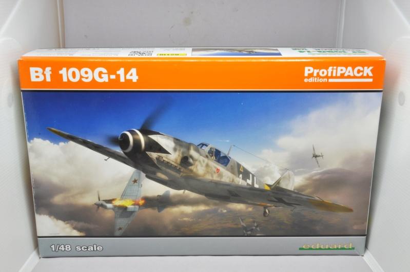 Messerschmitt Bf-109 G14 - Eduard - 1/48 Dsc_1376