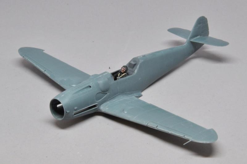 Messerschmitt Bf-109 G14 - Eduard - 1/48 Dsc_1388