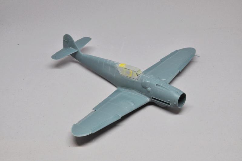 Messerschmitt Bf-109 G14 - Eduard - 1/48 Dsc_1390