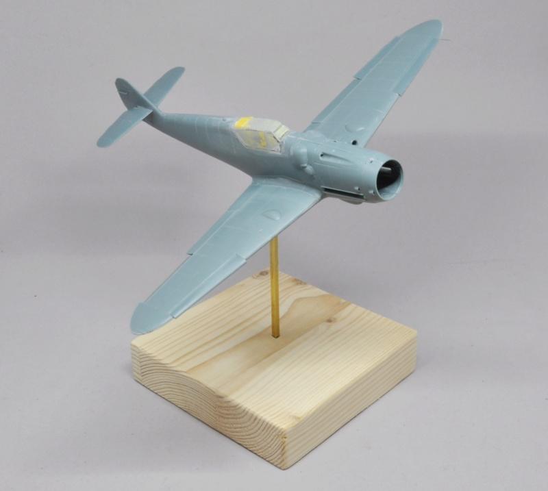Messerschmitt Bf-109 G14 - Eduard - 1/48 Dsc_1392