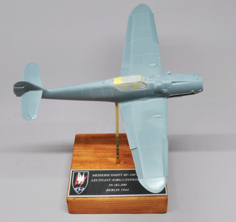Messerschmitt Bf-109 G14 - Eduard - 1/48 Dsc_1395