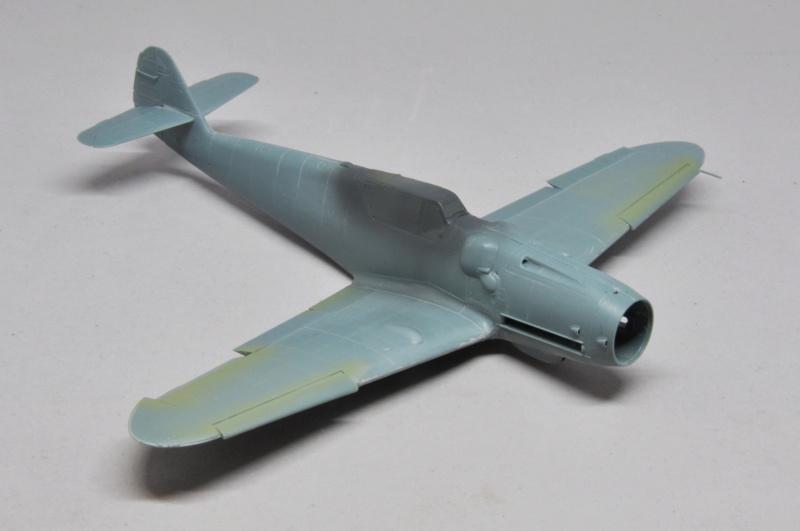 Messerschmitt Bf-109 G14 - Eduard - 1/48 Dsc_1397