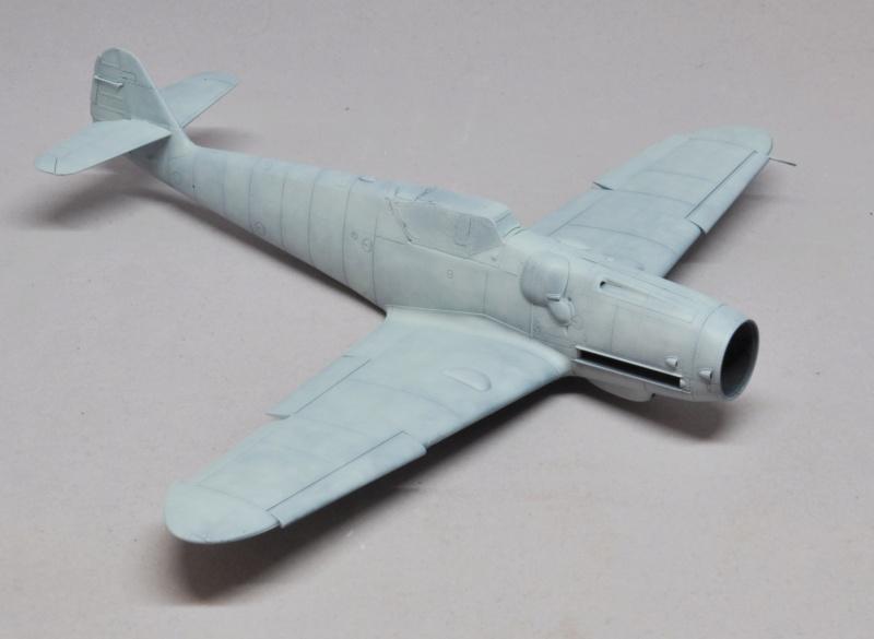 Messerschmitt Bf-109 G14 - Eduard - 1/48 Dsc_1399