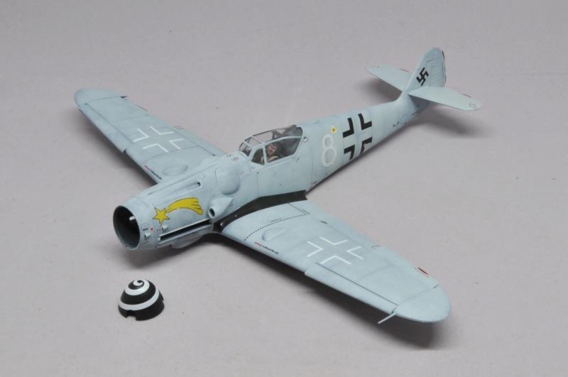 Messerschmitt Bf-109 G14 - Eduard - 1/48 Dsc_1402