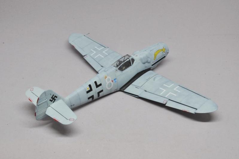 Messerschmitt Bf-109 G14 - Eduard - 1/48 Dsc_1403