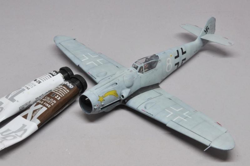 Messerschmitt Bf-109 G14 - Eduard - 1/48 Dsc_1404