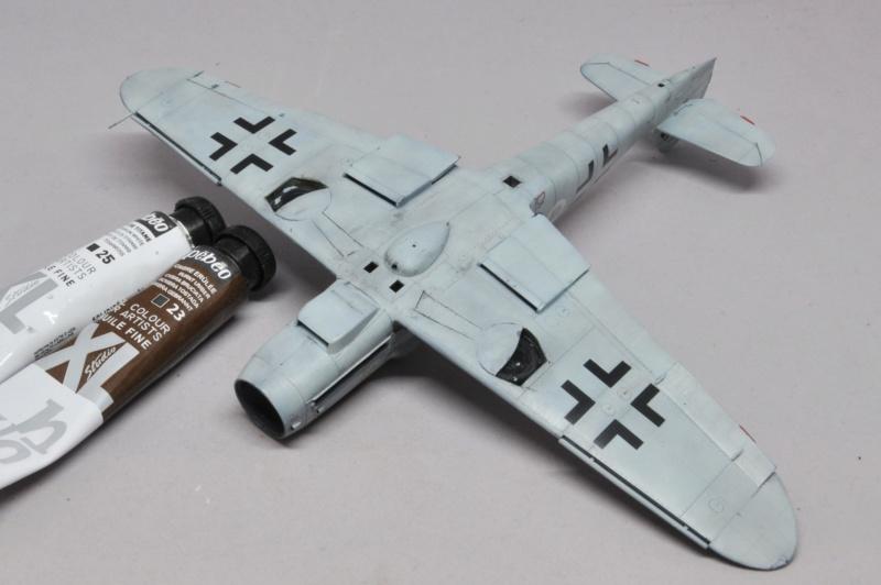 Messerschmitt Bf-109 G14 - Eduard - 1/48 Dsc_1405