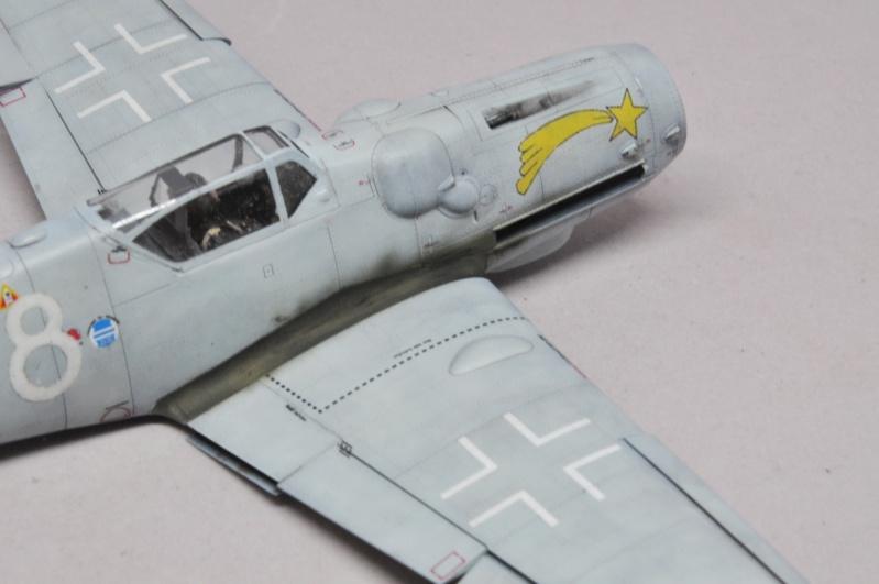 Messerschmitt Bf-109 G14 - Eduard - 1/48 Dsc_1409