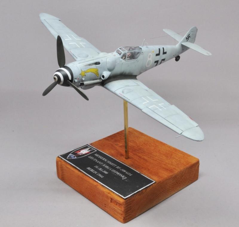 Messerschmitt Bf-109 G14 - Eduard - 1/48 Dsc_1411