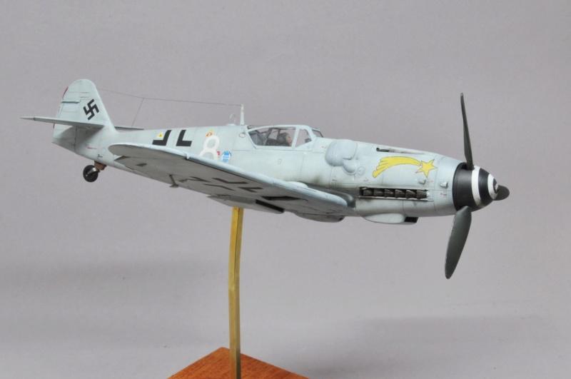 Messerschmitt Bf-109 G14 - Eduard - 1/48 Dsc_1412