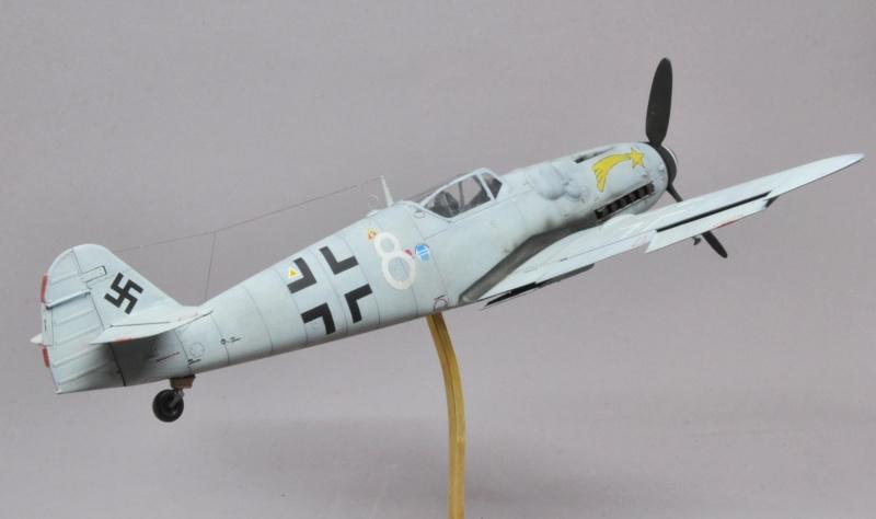 Messerschmitt Bf-109 G14 - Eduard - 1/48 Dsc_1413